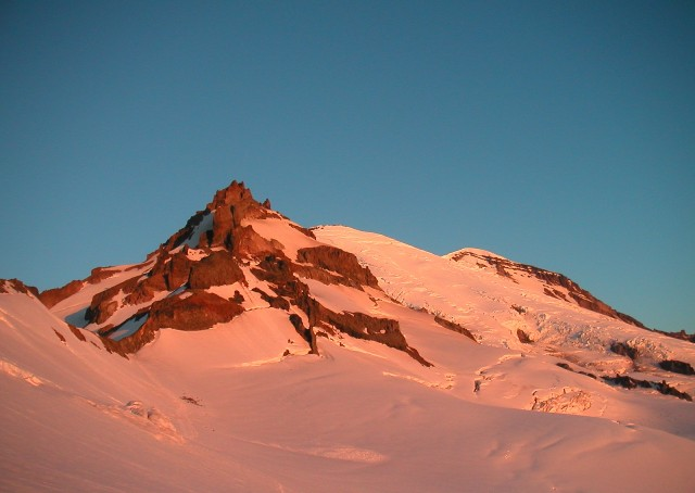 Little Tahoma (Photo by Peter Litwin)